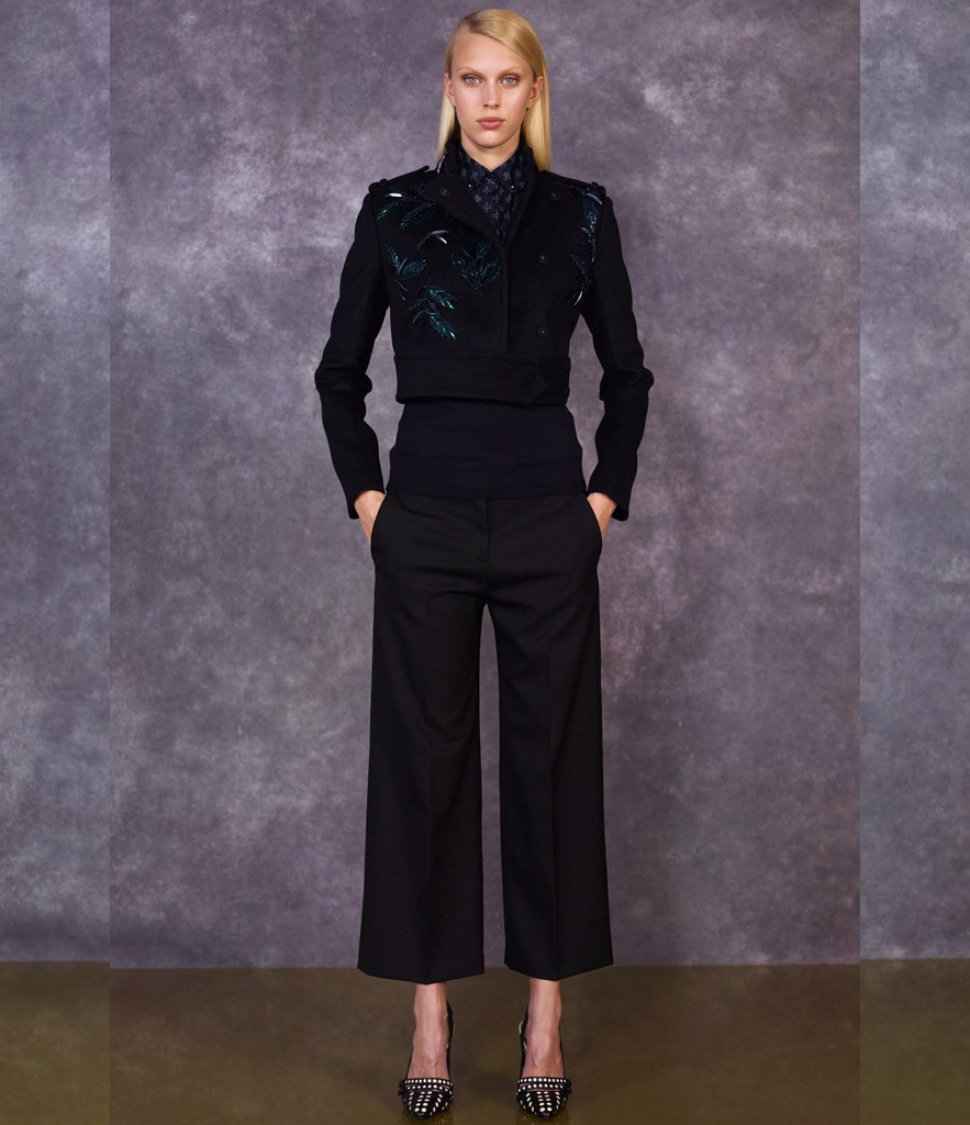 Tory Burch Pre Fall 2014 Collection Look  (5)