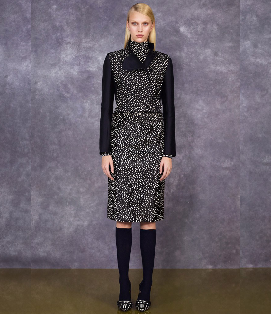 Tory Burch Pre Fall 2014 Collection Look  (6)