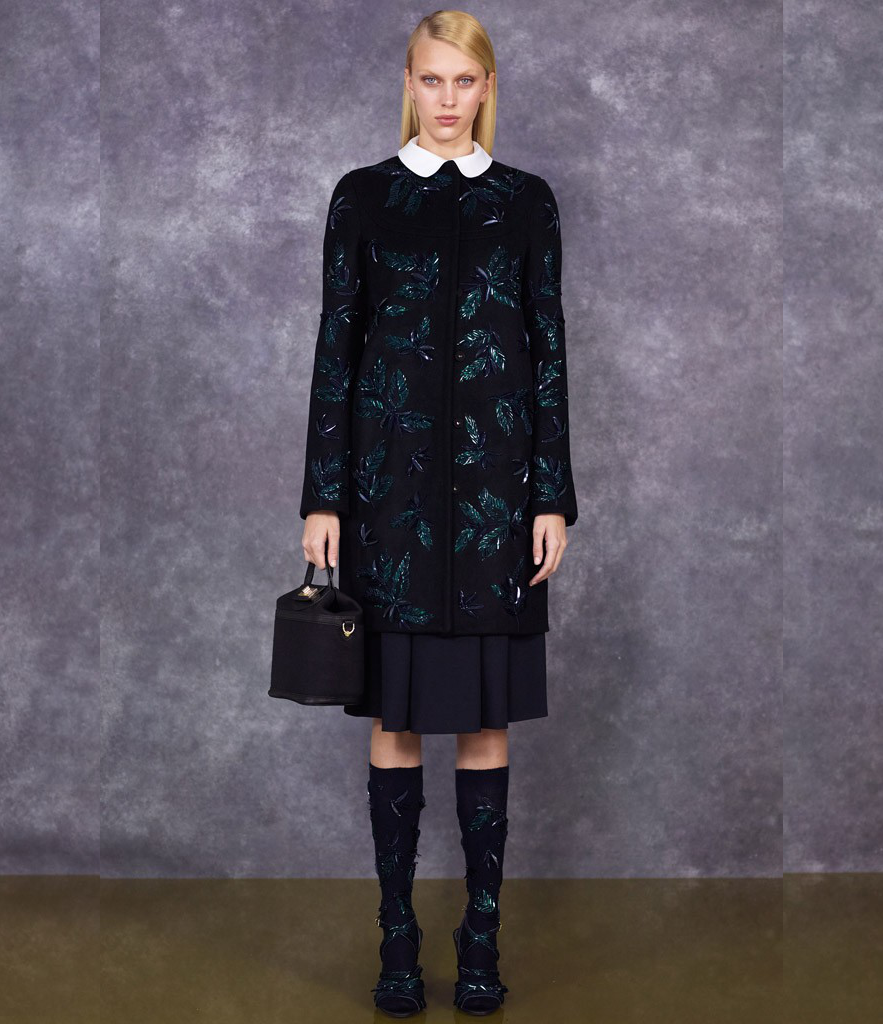 Tory Burch Pre Fall 2014 Collection Look  (7)
