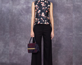 Tory Burch Pre Fall 2014 Collection Look  (9)