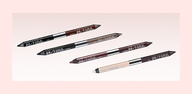 Urban Decay Holiday 2013 Eye Pencils and Nail Polishes