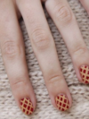 Cherry Pie Nail Art Design