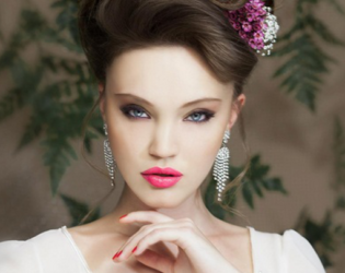 Earrings For Updo Hairstyles