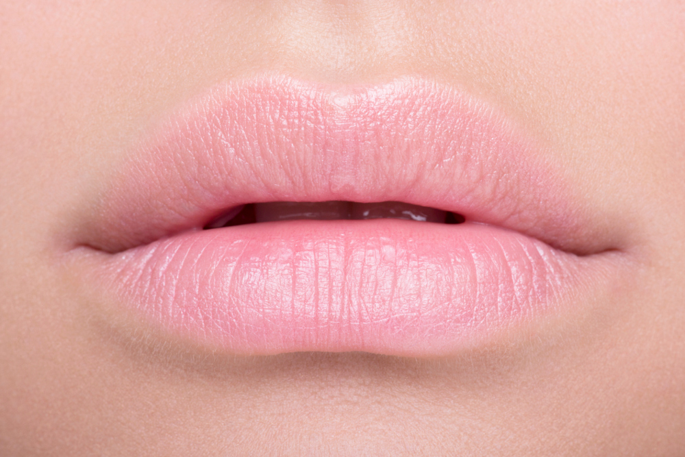 Hydrated Lips