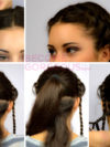 Katniss Everdeen Bridal Hairstyle