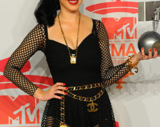 Katy Perry 2013 MTV EMAs Outfit