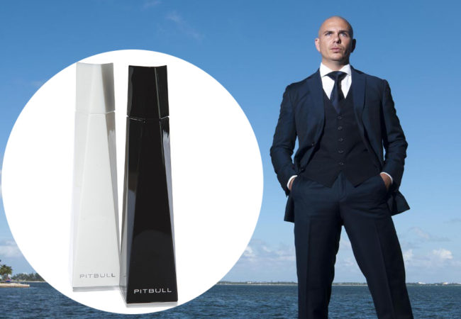 Pitbull's Fragrances for Women and Men
