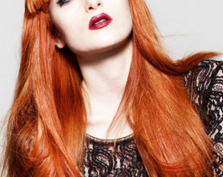 Red Hair Shade