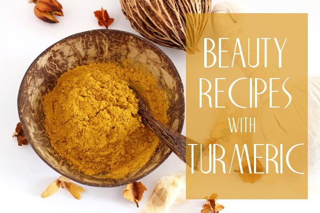5 Beauty Benefits of Turmeric