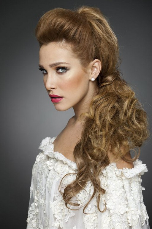 Pictures : 8 Wedding Hairstyles for Long Hair - Wedding ...