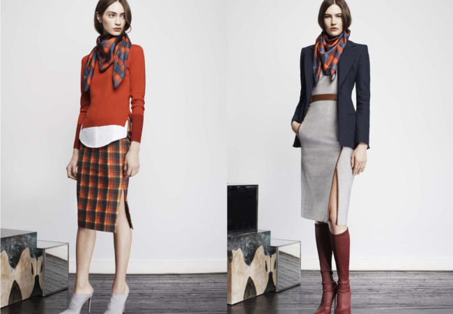 Altuzarra Pre-Fall 2014 Collection