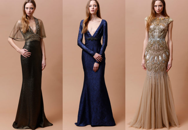 Badgley Mischka Pre-Fall 2014 Collection