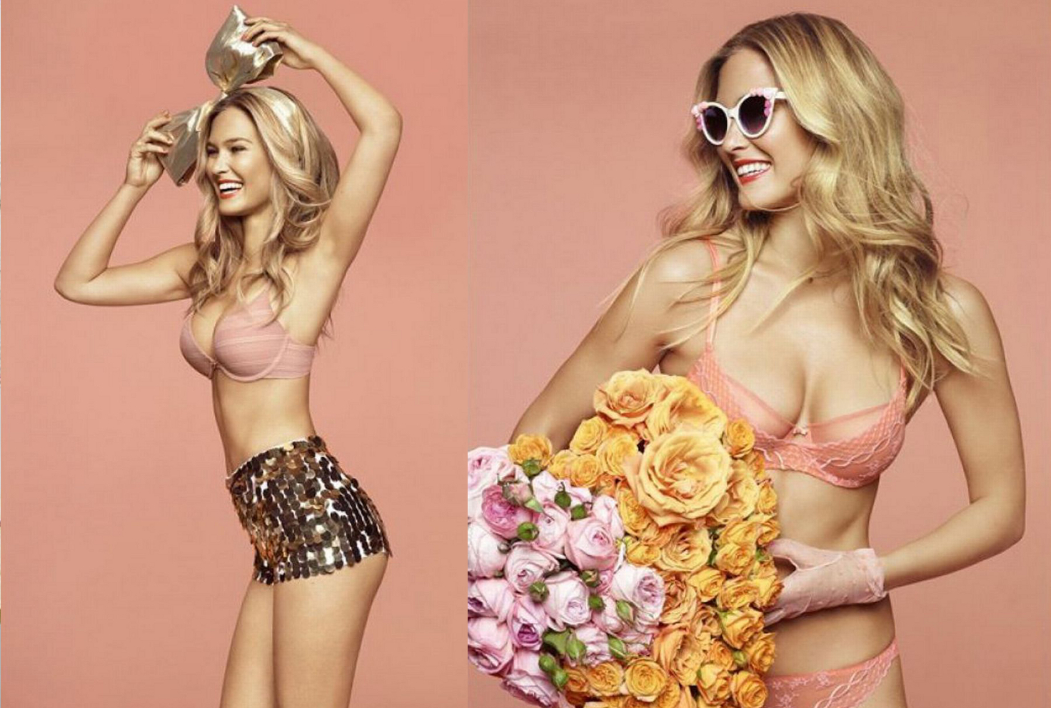 Bar Refaeli For Passionata Spring 2014 Collection