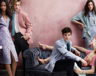 Burberry Spring 2014 Ad Campaign
