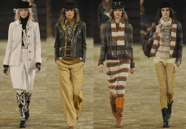 Chanel Pre-Fall 2014 Collection