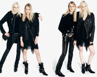 Diesel Black Gold Pre Fall 2014 Outfits