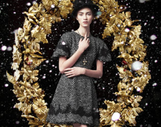 Dolce   Gabbana Holiday 2013 Ad Campaign