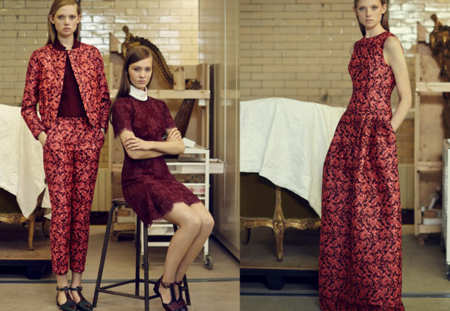 Erdem Pre-Fall 2014 Collection