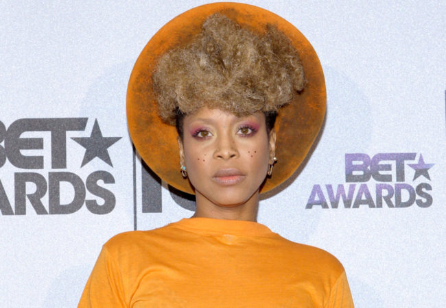 Givenchy Spring 2014 Campaign featuring Erykah Badu