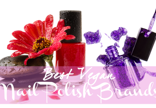 Great Vegan Nail Polish Brands