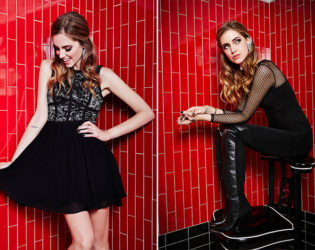 Guess Christmas 2013 Ad Campaign