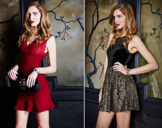 Guess Christmas 2013 Ads