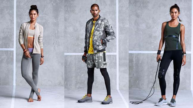 H&M Launches Sport Activewear Line