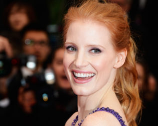 Jessica Chastain Red Hair