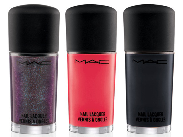 Mac Punk Couture Nail Lacquer  2014