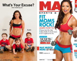 Maria Kang Fitmom Controversy Pictures