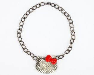 Onch X Hello Kitty Necklace Spiky