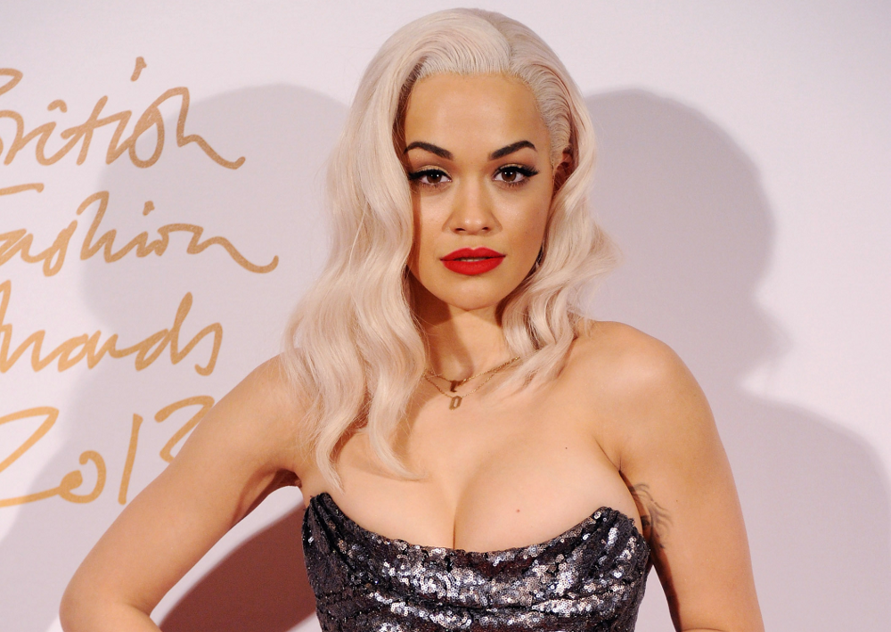 Rita Ora To Star In The Fifty Shades Of Grey Movie