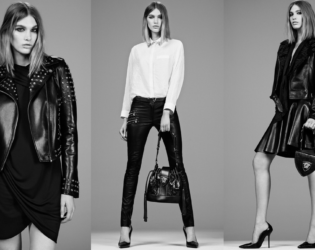 Versace Pre Fall 2014 Looks (2)