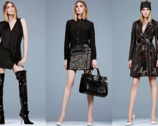 Versace Pre Fall 2014 Looks (6)