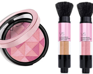 Victoria'S Secret Luminous Blush Trio And Shimmer Brushes Holiday 2013
