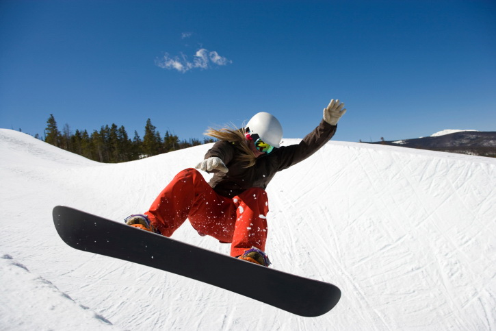 Winter Sport For Weight Loss