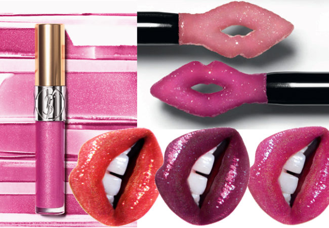 YSL Gloss Volupte Spring 2014 Collection