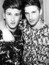 Models Nicholas And Campbell Pletts