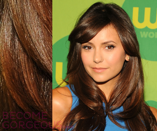Nina Dorbev Brown Hair Highlights