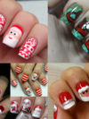 Santa Nail Art Ideas