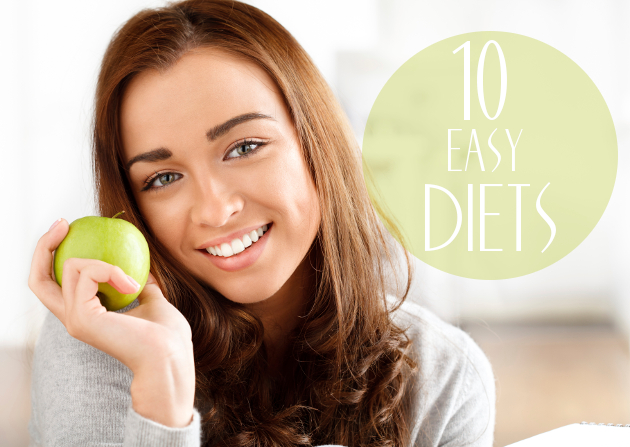 10 Easiest Diets to Follow