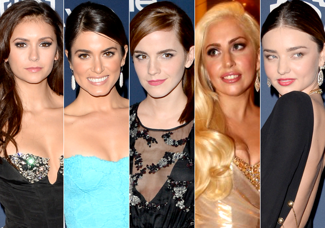 Golden Globes 2014 After Party Fashion