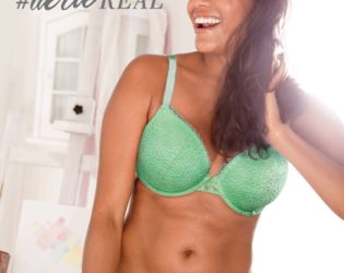 Aerie Spring 2014 Real Lingerie Campaign