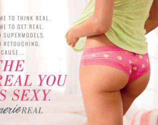 Aerie Unretouched Spring 2014 Ad Campaign