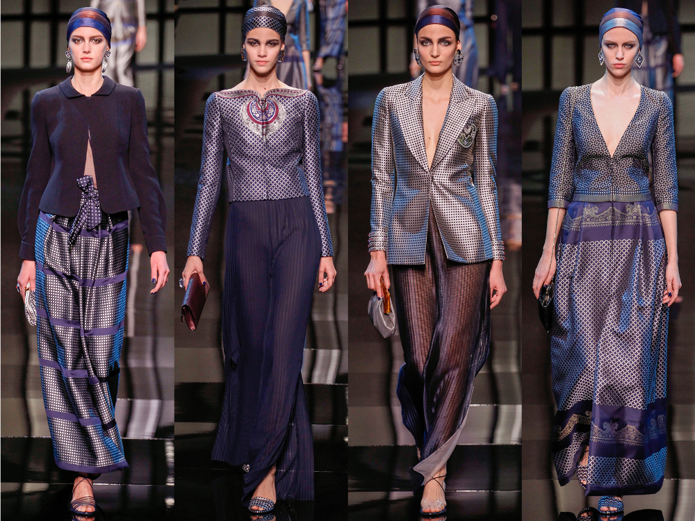 Armani Privé Spring 2014 Couture Collection Set  (2)