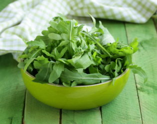 Arugula For Weight Loss