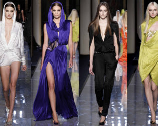Atelier Versace Spring 2014 Couture Dresses