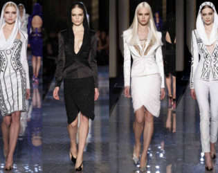 Atelier Versace Spring 2014 Couture Line