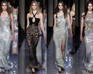 Atelier Versace Spring Summer 2014 Couture Designs