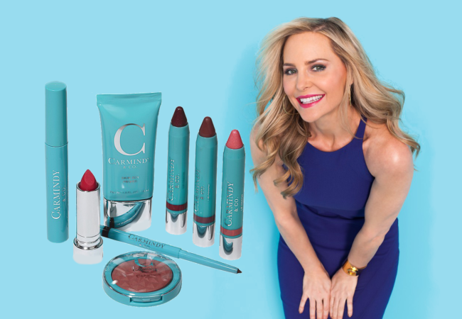 Carmindy Launches HSN Cosmetics Line